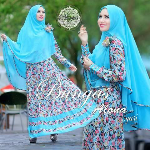OPEN PO Syari Alona by Bungas TOSCA