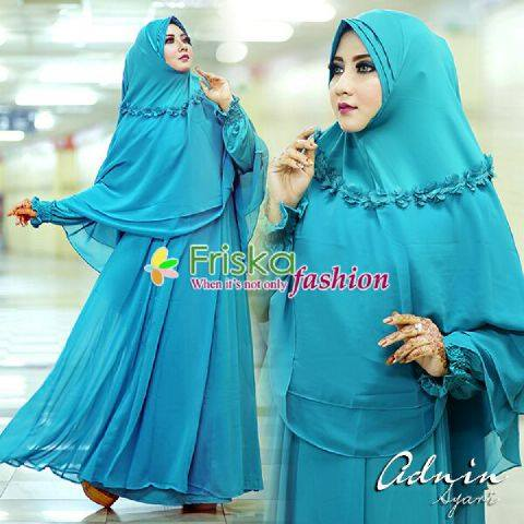 Adnin Dress syar'I set TOSCA
