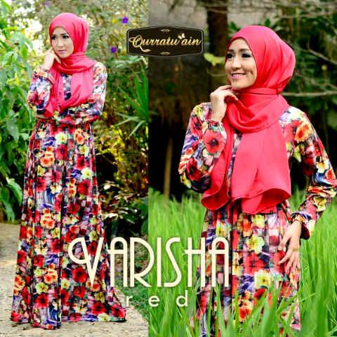OPEN PO NEW VARISHA Red