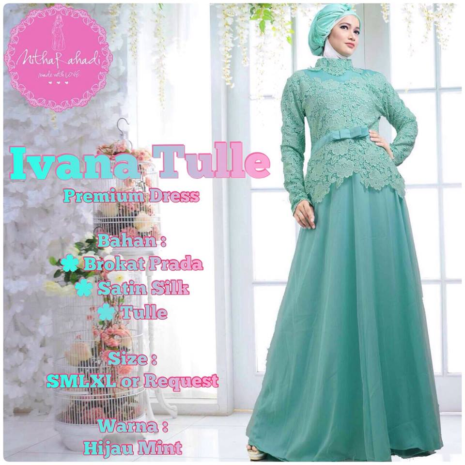 Open PO HIJAU MINT