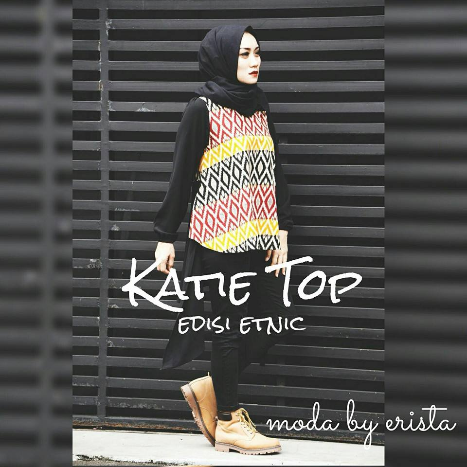 New Katie Top by MODA