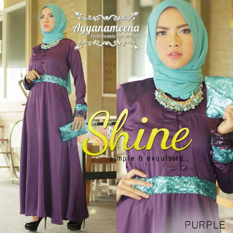 SHINE PURPLE