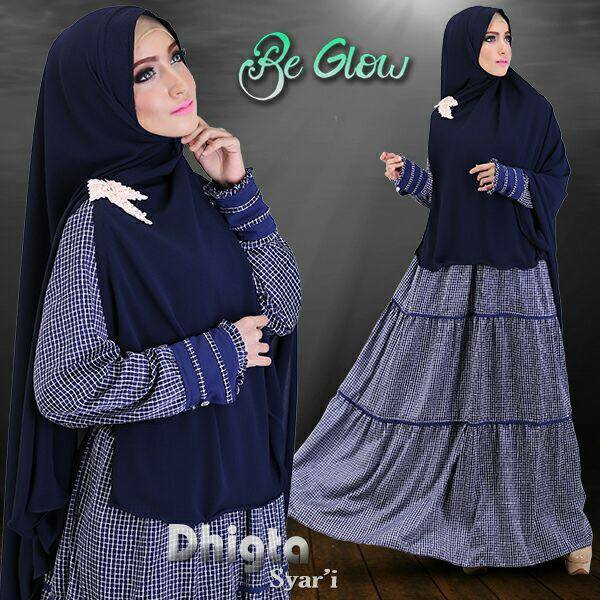 Dhigta syar'i by BE GLOW NAVY