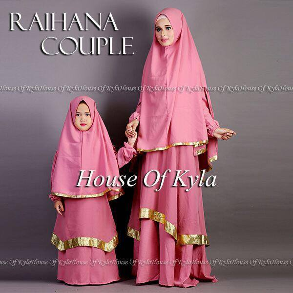 RAIHANA COUPLE by KYLA PINK