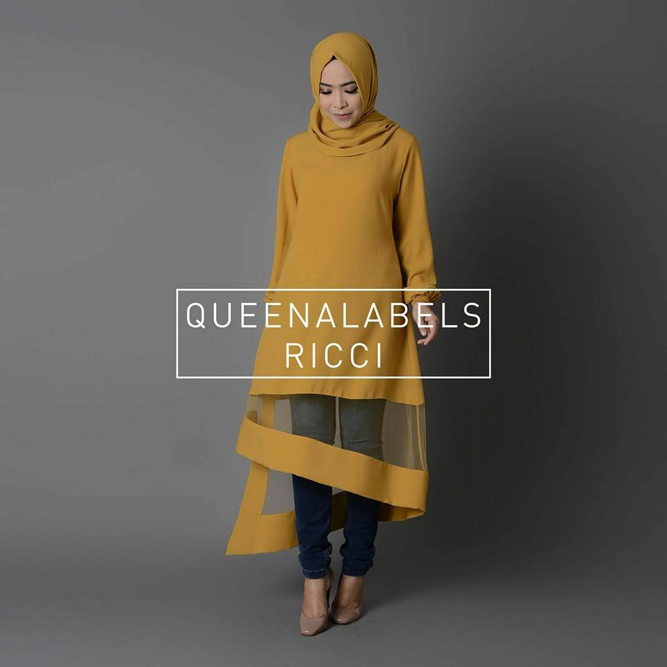 RICCI by QUEENALABELS KUNING