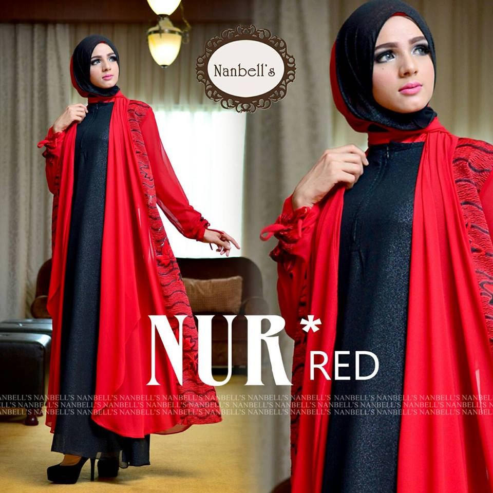 NUR  RED by NANBELL'S
