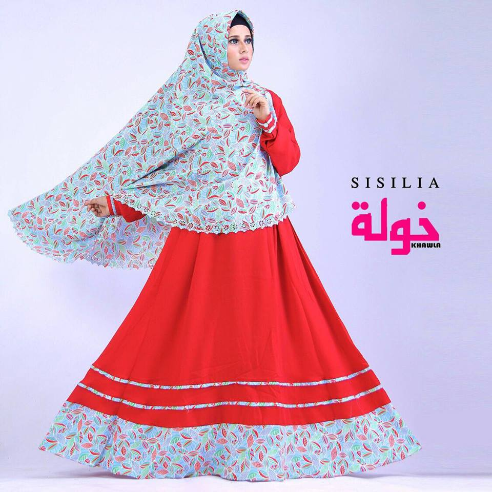 SISILIA by KHAWLA ORANGE