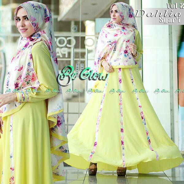 Dahlia sar i. Vol 2. by BE GLOW KUNING