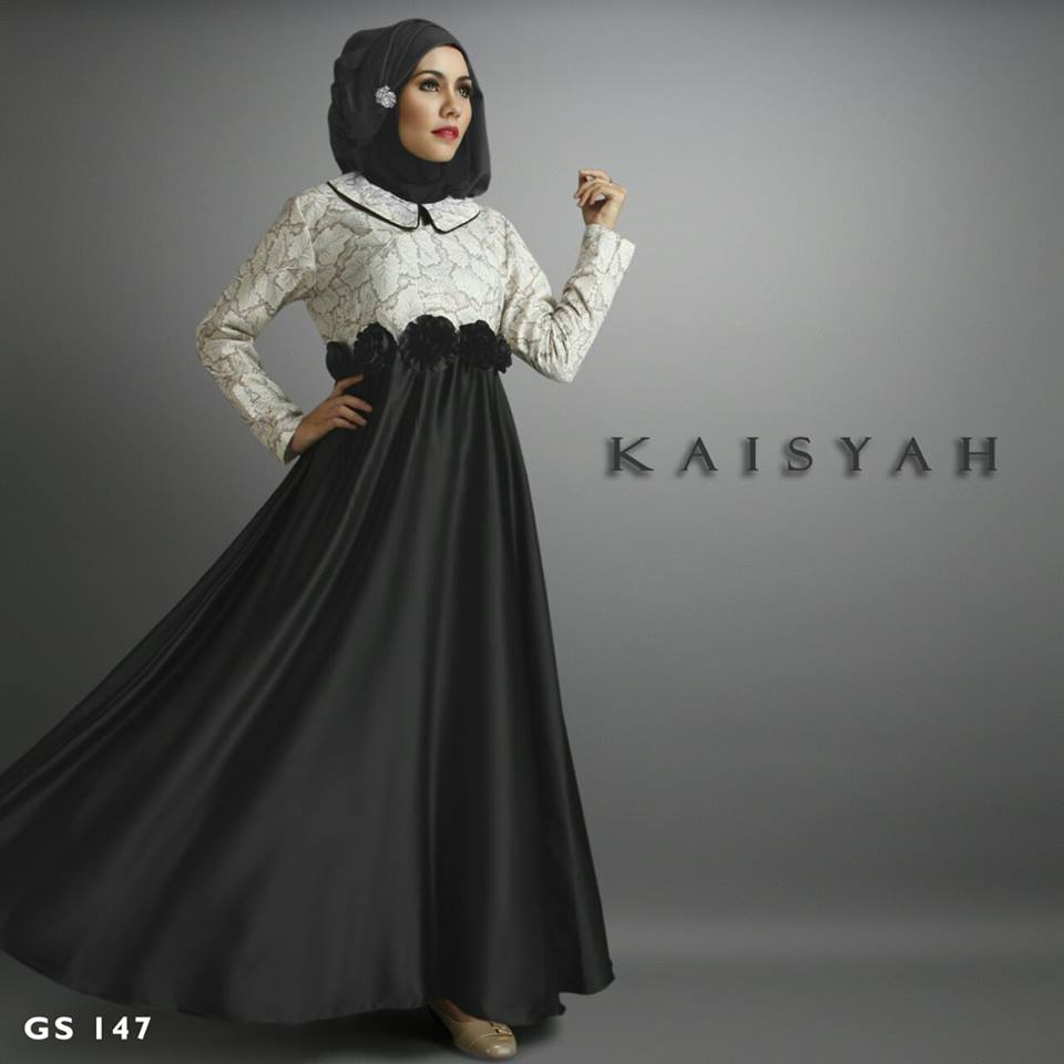 KAISYAH DRESS by SHIRAAZ HITAM