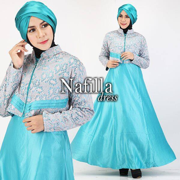 NAFILLA DRESS by GS BIRU