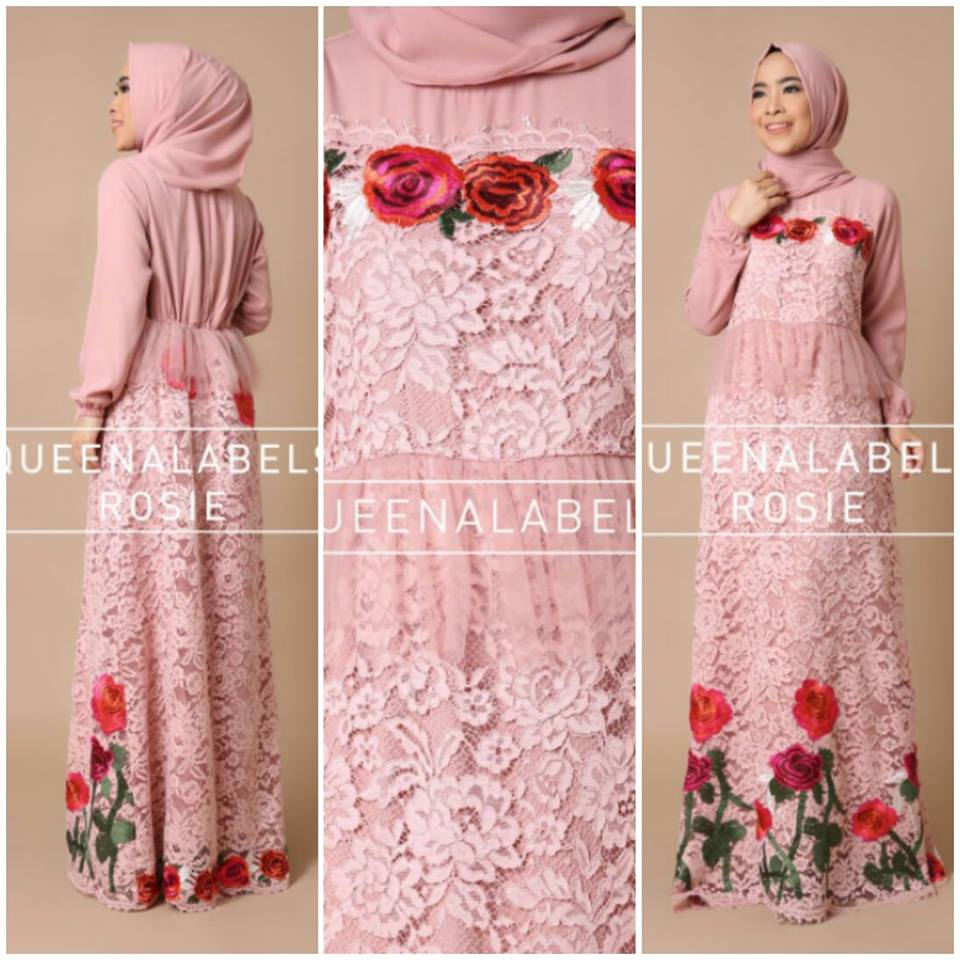 New Rosie by Queenalabels Pink