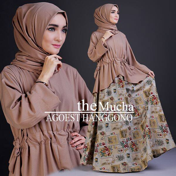 THE MUCHA by AGOEST HANGGONO COKLAT