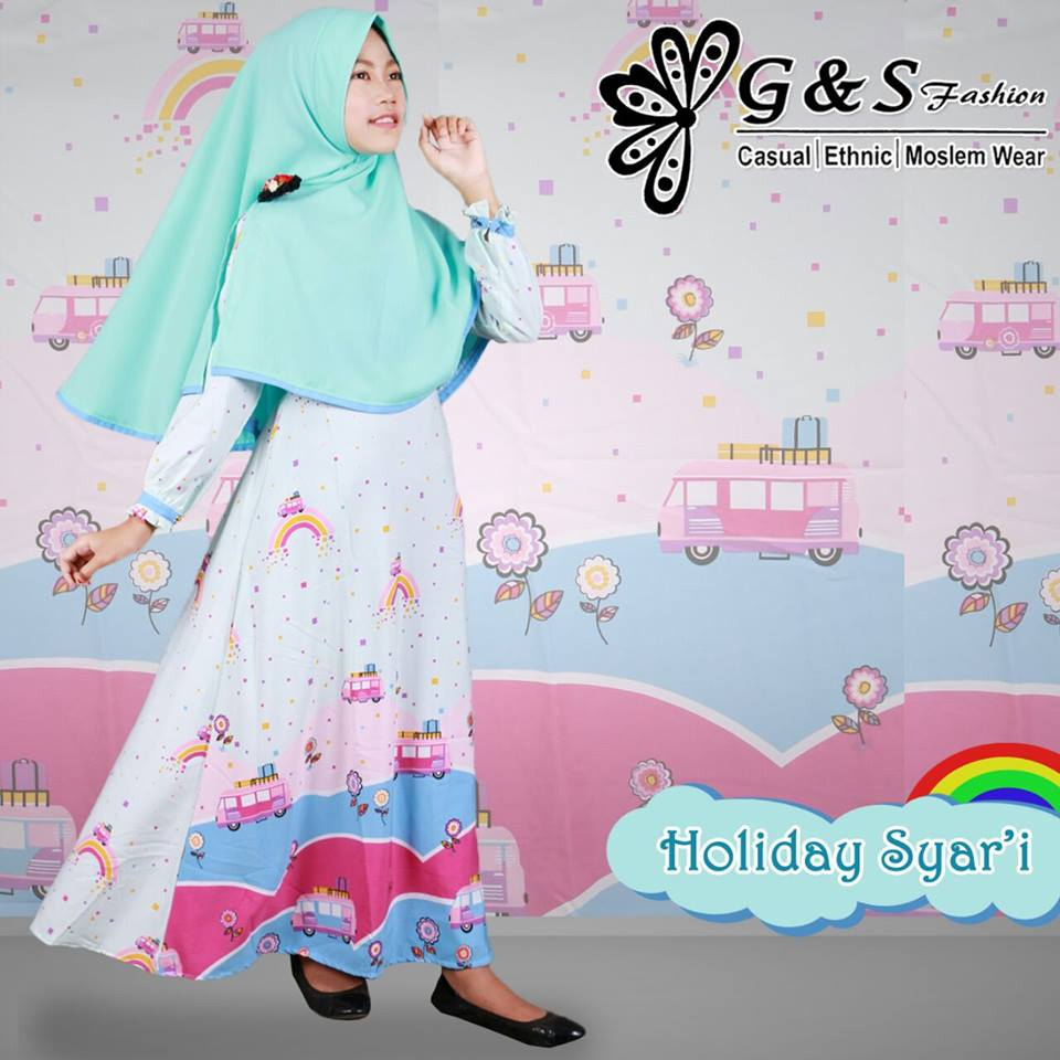 HOLIDAY KIDS by GS Mint