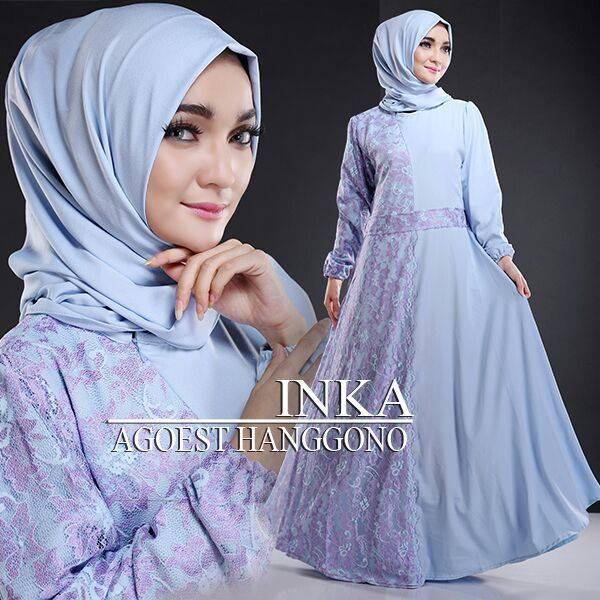 INKA Biru by AGOEST HANGGONO