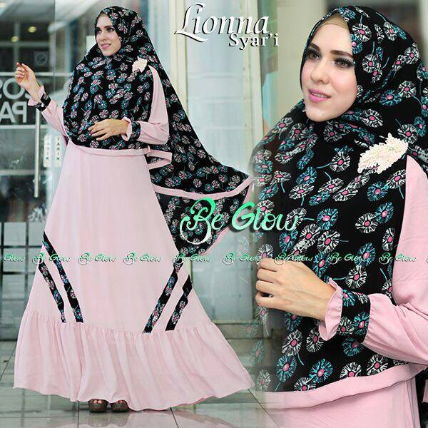 LIONA PINK by BE GLOW