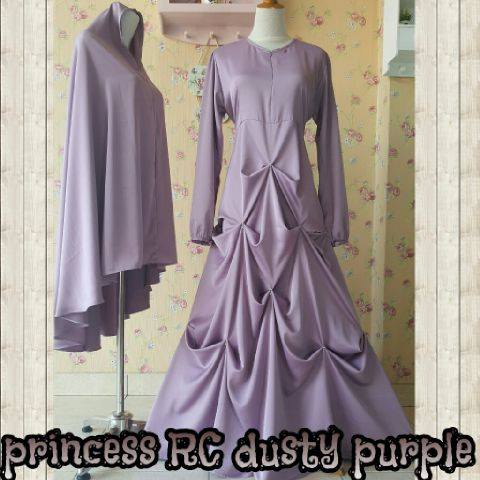 Princess dress Roberto Cavallli Dusty Parple