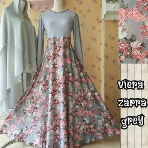 Viera zara dress GREY by Aidha