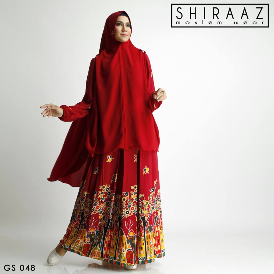 GS 048 RED by Shiraaz