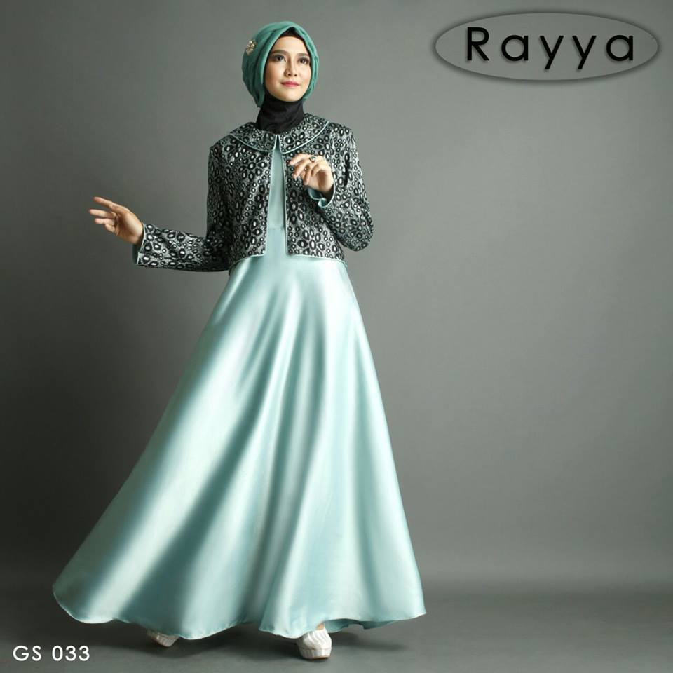 RAYYA GS 033 MINT by Shiraaz