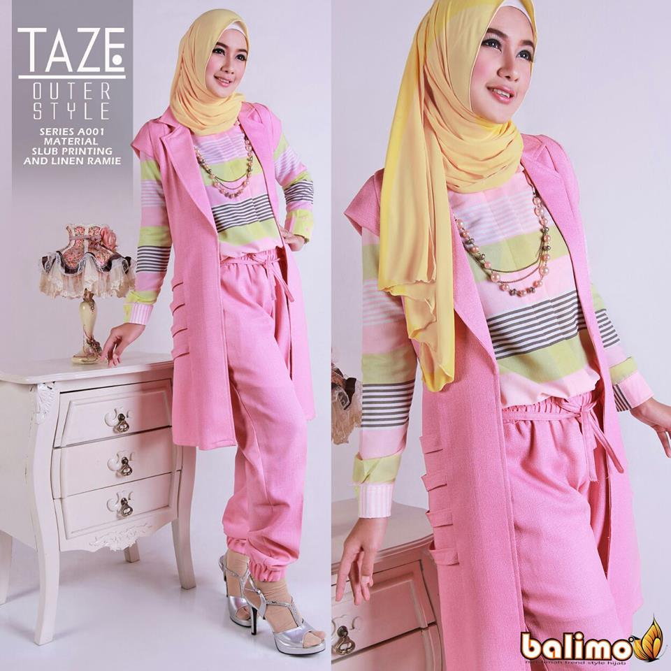 TAZE by BALIMO PINK