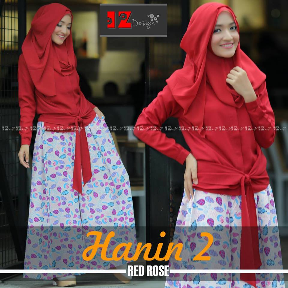 Hanin2 RED ROSE by IZ Design