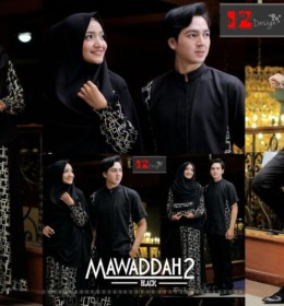 mawaddah2-couple-syari-black-by-iz-design