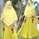 AULIA KUNING by LIL GORGEOUS