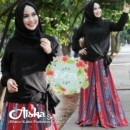 AISHA VOL.10 HITAM by SAFIRA