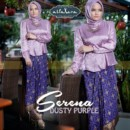 Serena Set vol.2 Dusty Purple by Alfaxera