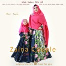 ZAINA COUPLE Navy Fanta by ORINAURA