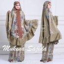 MUKENA SAJIDA Green by SHOFIYA