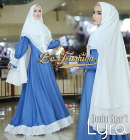 LYRA DENIM by BE FASHION B