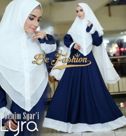 LYRA DENIM by BE FASHION N
