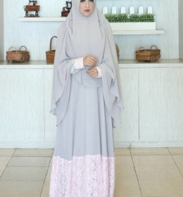 Brocca dress Abu Muda by Aidha