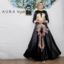 Cathrine gown by Aura Hijab H