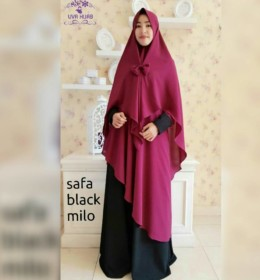 S A F A dress by Uva Hijab B