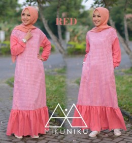 SALWA DRESS by MIKUNIKU R