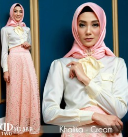 KHALIKA by D-Two Hijab c