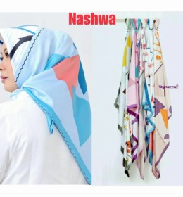 New scarf series by cynarra NAS