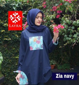 Zia blues by Layra N