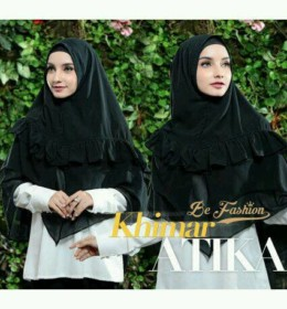 khimar atika by Be Glow H