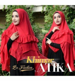 khimar atika by Be GlowM