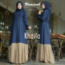 Khaila dress by Unaisah N