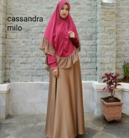 Cassandra Dress by Aidha mi