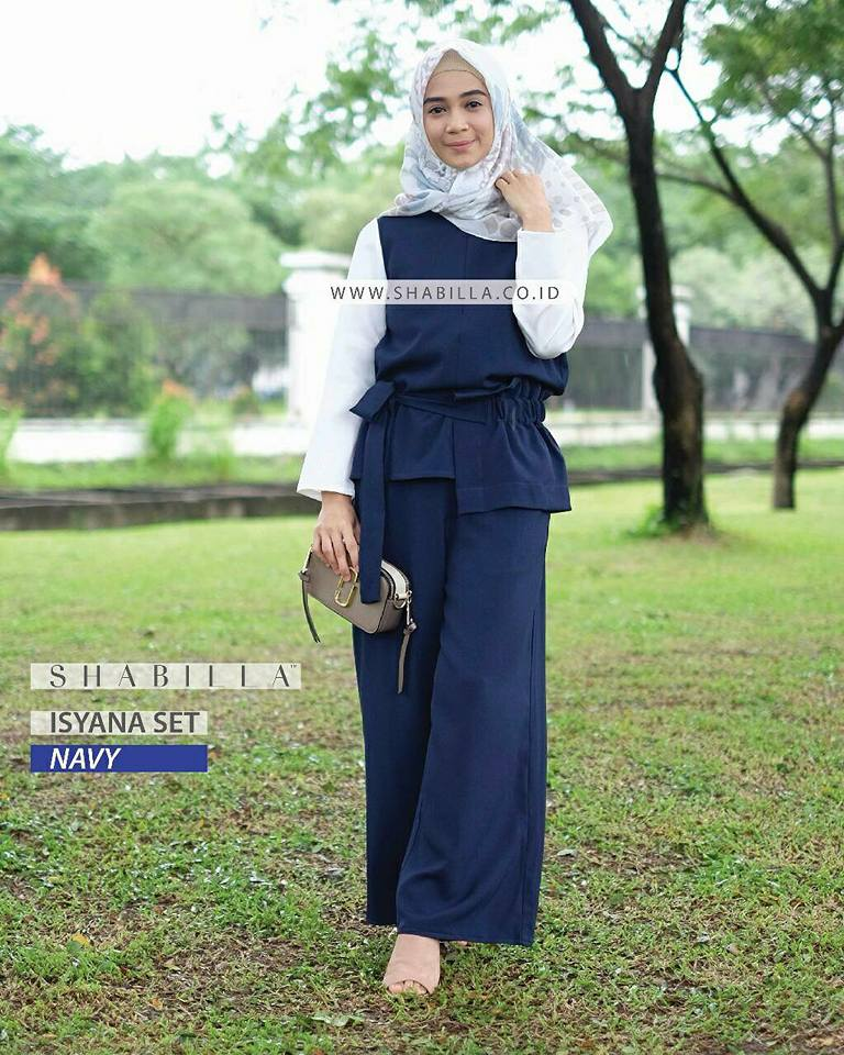 ISYANA SET by SHABILLA n