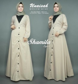 Shamila dress by Unaisah c