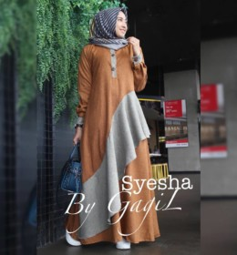 Syesha dress by Gagil C