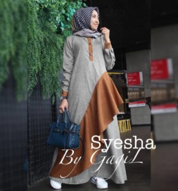Syesha dress by Gagil G