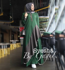 Syesha dress by Gagil H