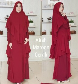 Afiah dress by Aidha M